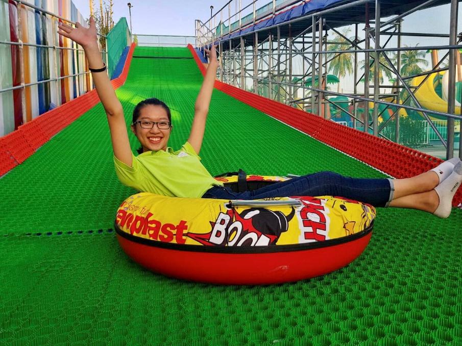 Điểm vui chơi mới ở Sài Gòn: Công viên giải trí Just Kidding - Ảnh 6.