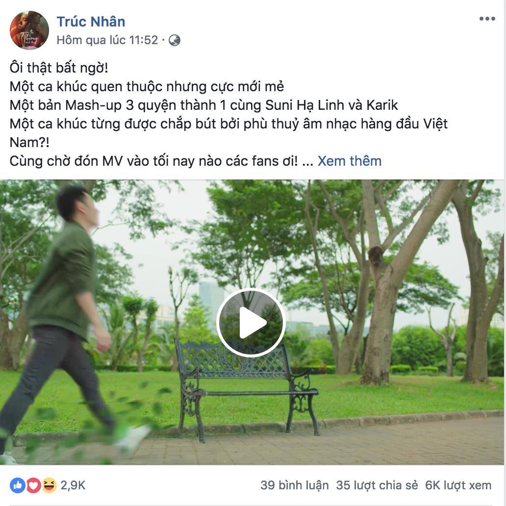 """Suni Hạ Linh, Trúc Nhân và Karik """"nhá hàng"""" MV mới khiến dân tình """"đứng ngồi không yên"""" - Ảnh 3."""