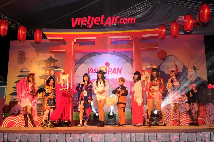 """5 lý do không thể bỏ lỡ sự kiện hoành tráng """"Vietjet Visit Japan"""" - Ảnh 1."""