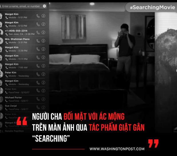 Searching – Những cú twist nghẹt thở và bất ngờ trong hành trình tìm cô con gái mất tích - Ảnh 2.