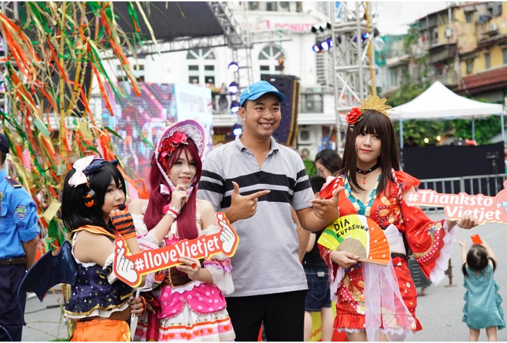 """5 lý do không thể bỏ lỡ sự kiện hoành tráng """"Vietjet Visit Japan"""" - Ảnh 4."""