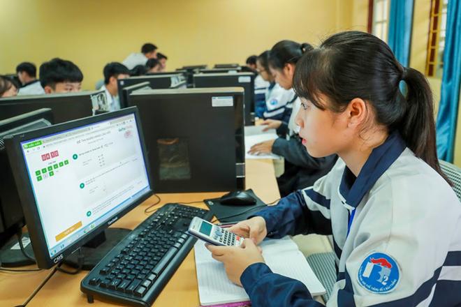 Công nghệ giáo dục 4.0 lên vùng cao - Ảnh 1.