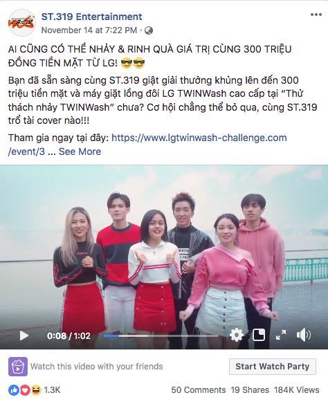 Sức hút nào đang khiến giới trẻ Việt mê mẩn thử thách TWINWash? - Ảnh 1.