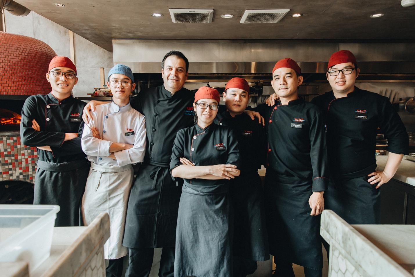 'NAMO Tuscan Grill và hành trình mang tinh hoa ẩm thực Ý tới Sài Gòn - Ảnh 3.