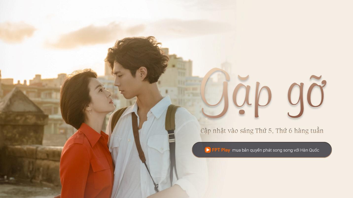 Encounter (Gặp Gỡ) sẽ phát sóng ở Việt Nam trên FPT Play - Ảnh 1.