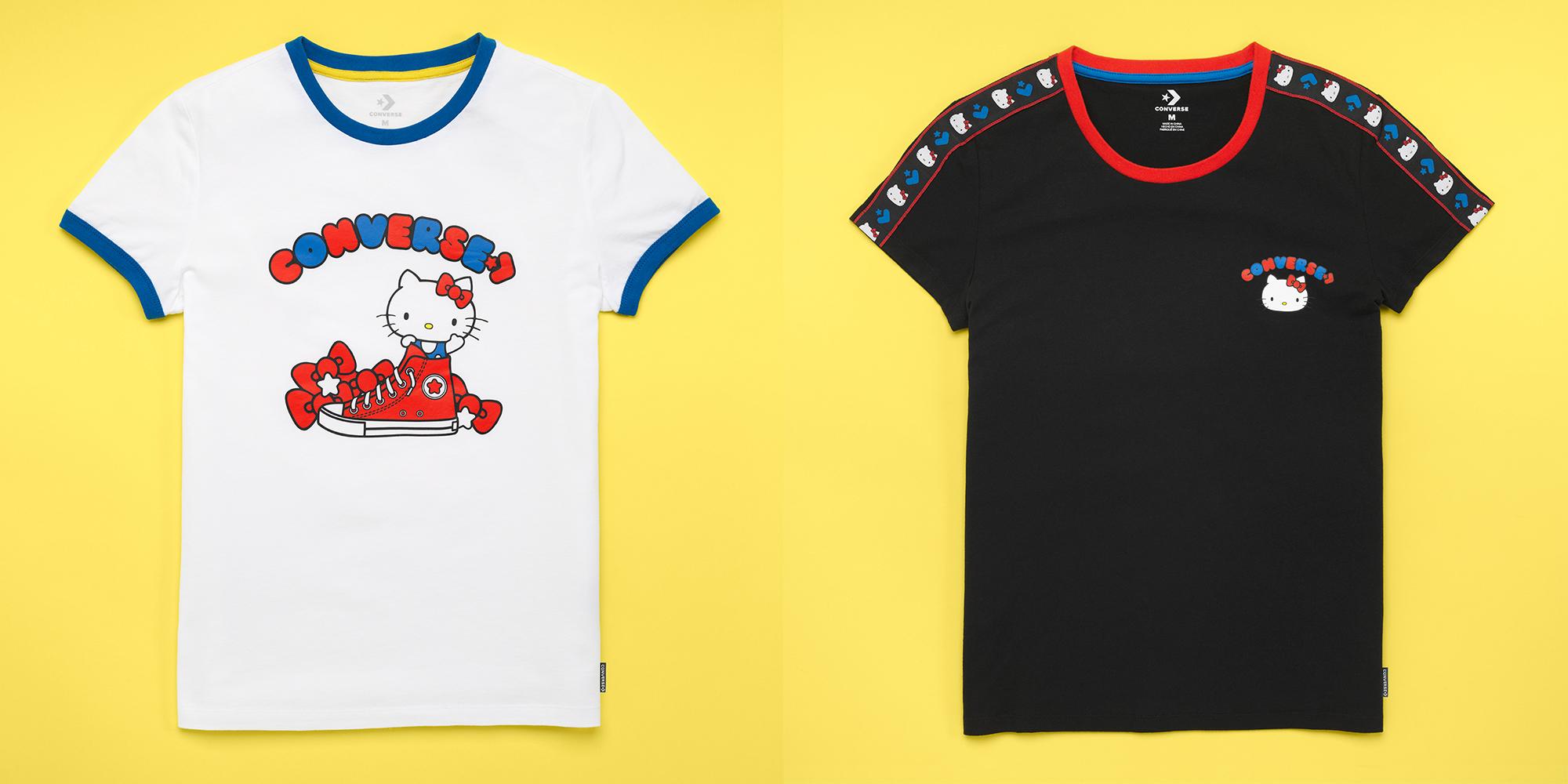 Chiều fan Hello Kitty hết mực, Converse ra mắt lần 2 phiên bản giới hạn với bộ Collab - Converse x Hello Kitty - Ảnh 3.