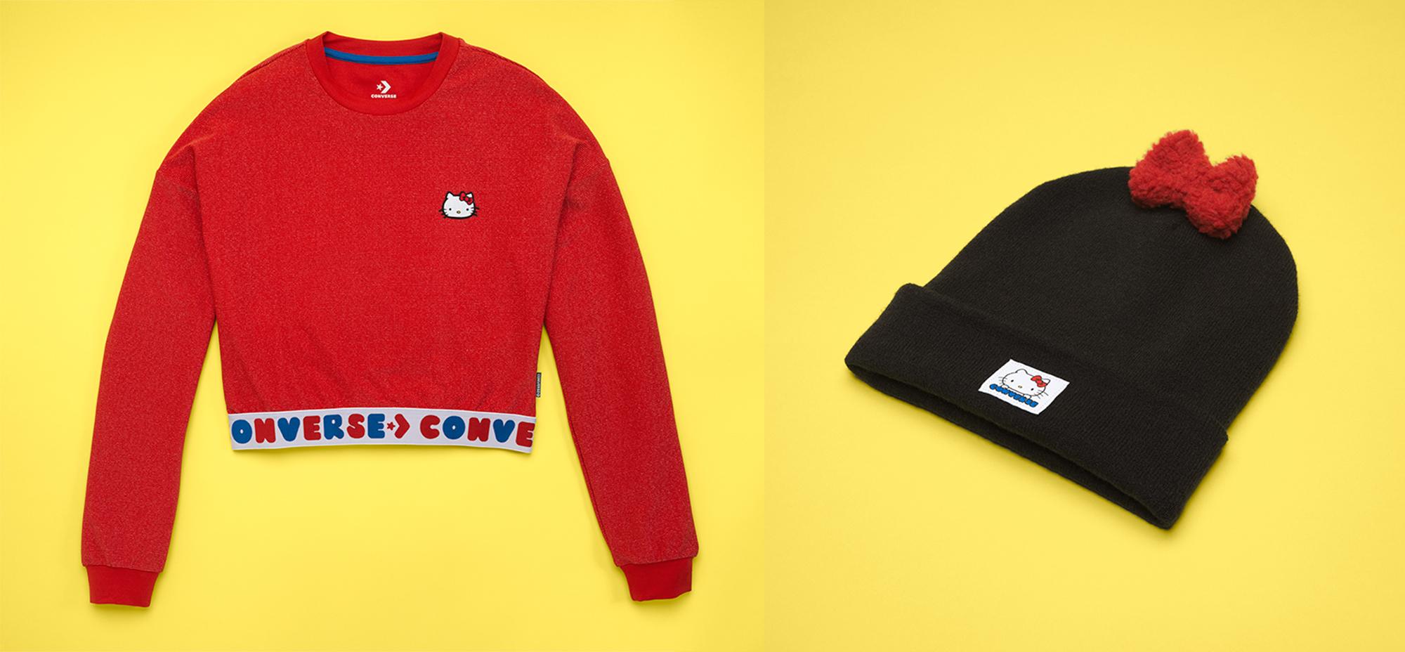 Chiều fan Hello Kitty hết mực, Converse ra mắt lần 2 phiên bản giới hạn với bộ Collab - Converse x Hello Kitty - Ảnh 4.