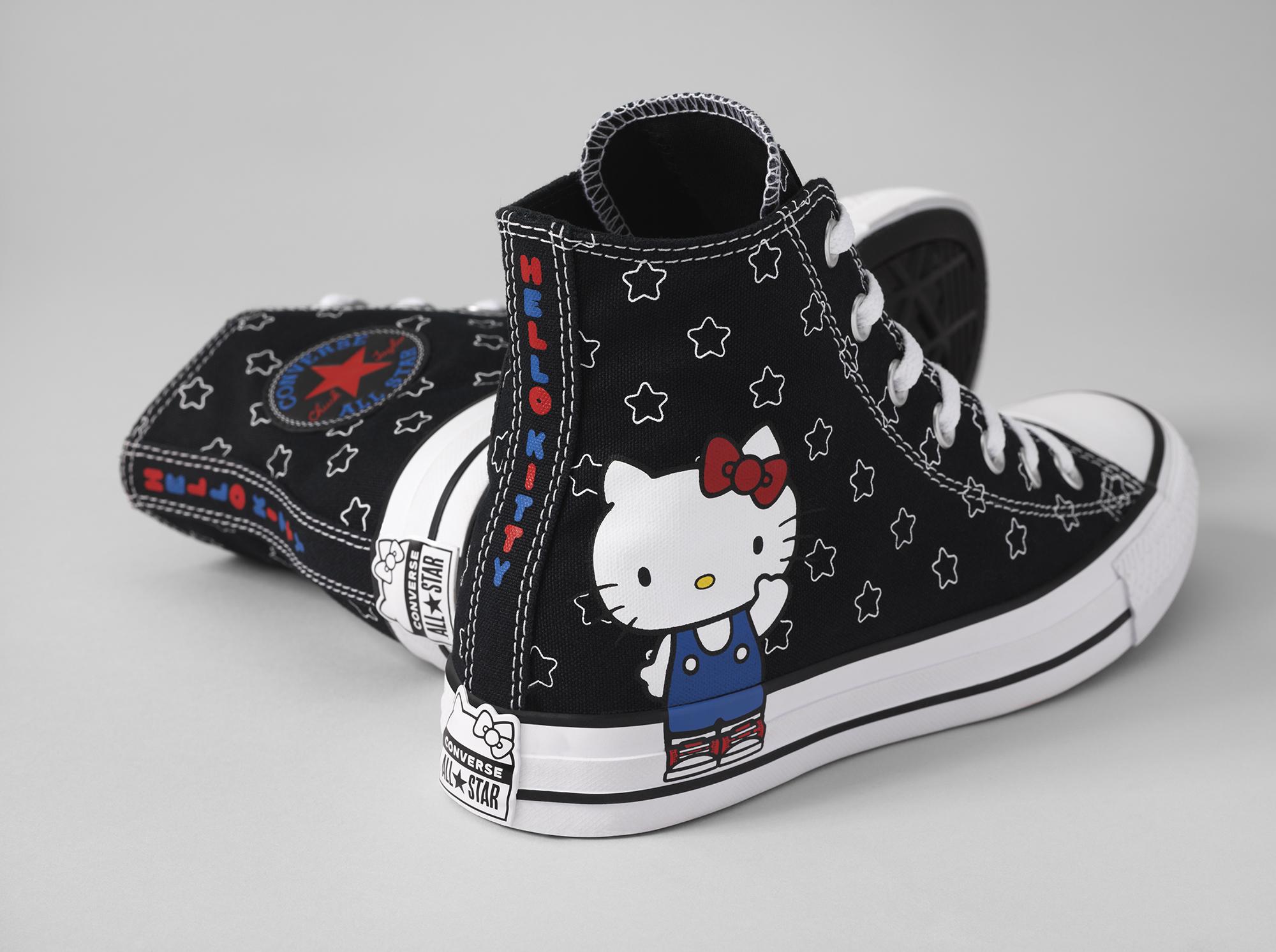 Chiều fan Hello Kitty hết mực, Converse ra mắt lần 2 phiên bản giới hạn với bộ Collab - Converse x Hello Kitty - Ảnh 8.