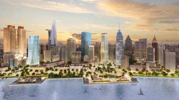 Nội thành Sài Gòn khan hiếm dự án mới, giá bất động sản sẽ tăng mạnh từ nay đến 2020 - Ảnh 2.