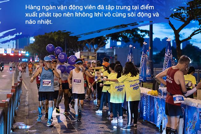 50 sắc thái độc lạ của các runners trên đường chạy marathon - Ảnh 1.