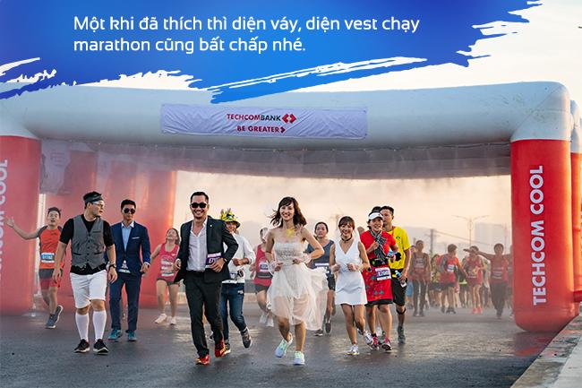 50 sắc thái độc lạ của các runners trên đường chạy marathon - Ảnh 4.