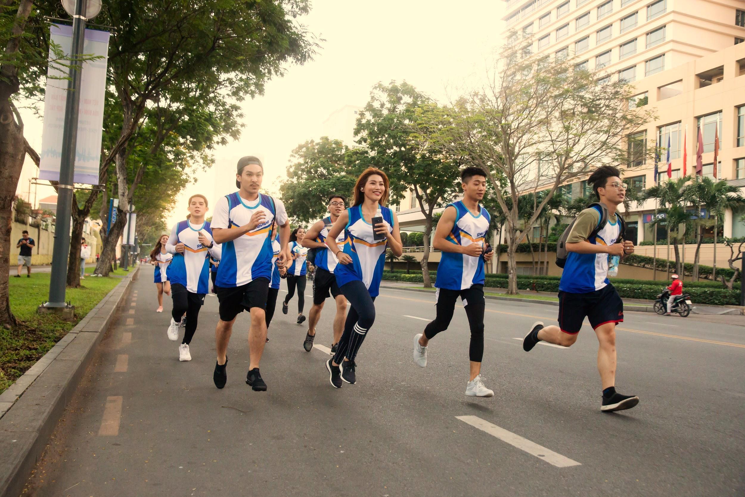 50 sắc thái độc lạ của các runners trên đường chạy marathon - Ảnh 5.