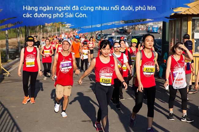 50 sắc thái độc lạ của các runners trên đường chạy marathon - Ảnh 9.