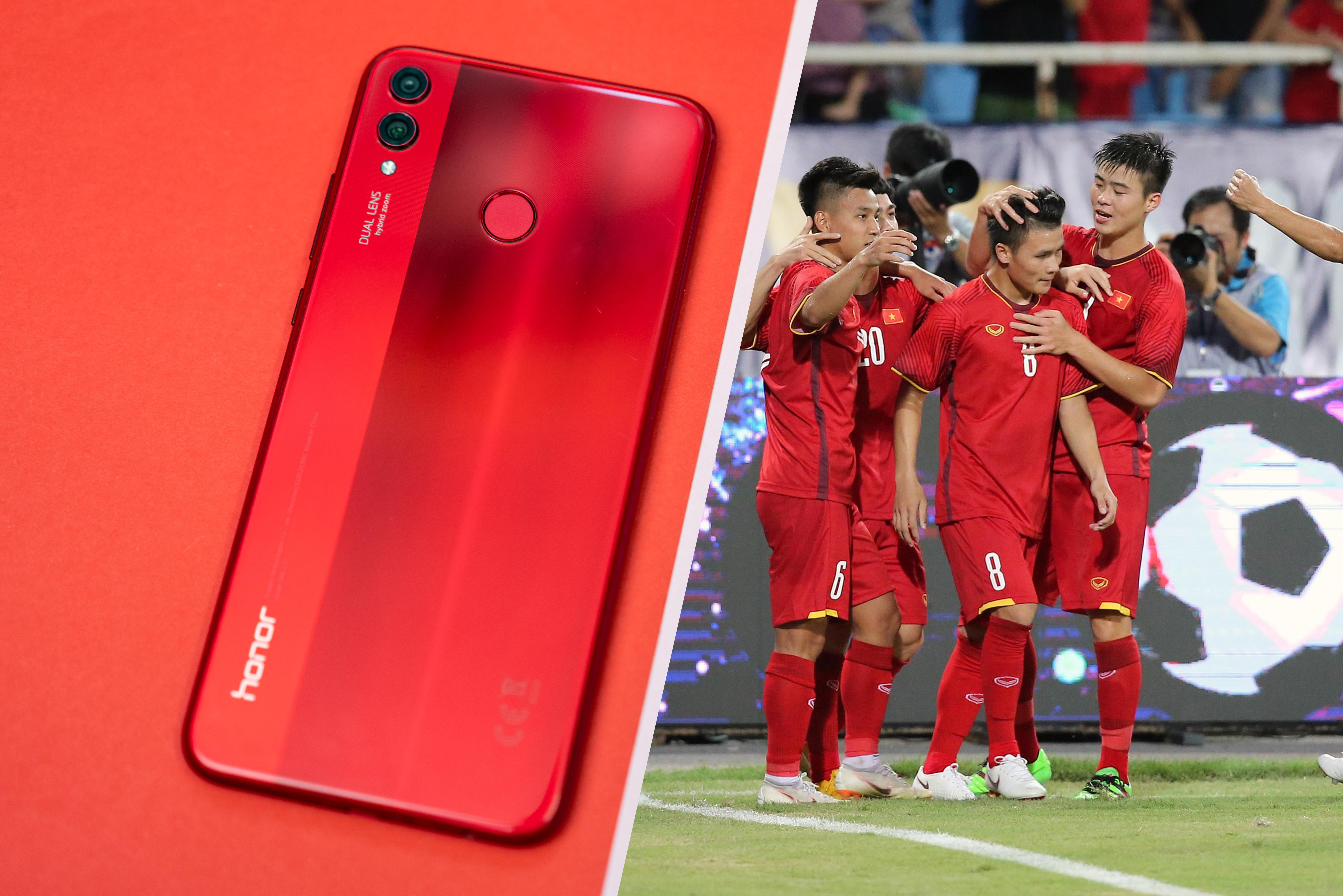 """Hé lộ món quà công nghệ được tặng cho """"Người hùng của trận đấu"""" tại AFF Cup 2018 - Ảnh 7."""