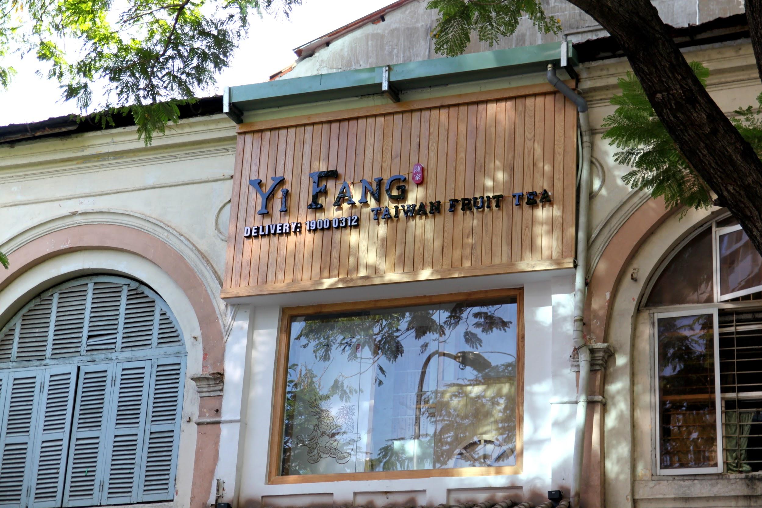 ''Xông đất'' Yifang ngay cạnh phố đi bộ Nguyễn Huệ - Ảnh 5.