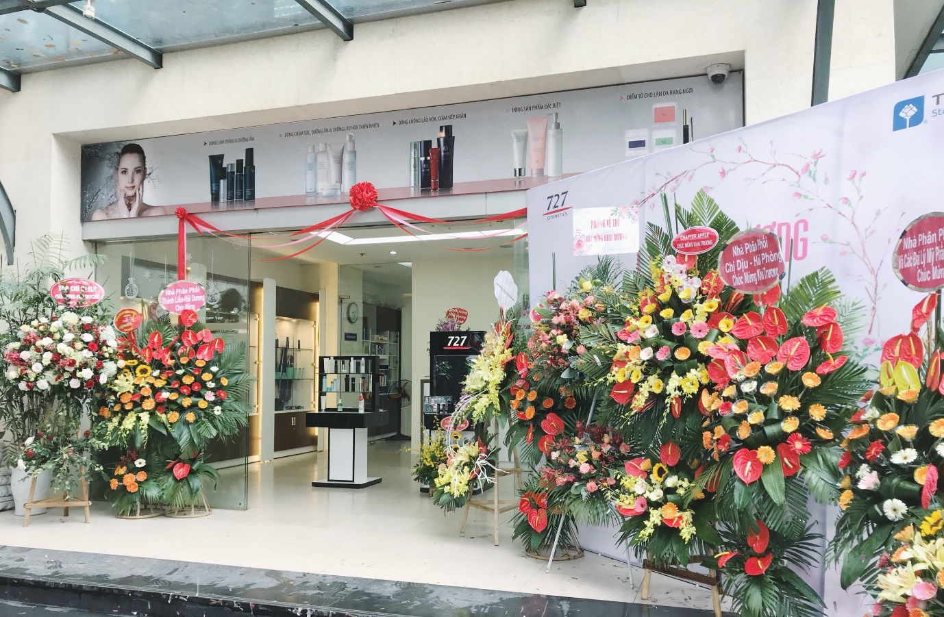 Thương hiệu mỹ phẩm 727 Việt Nam từng bước khẳng định vị thế trong lĩnh vực chăm sóc da - Ảnh 1.