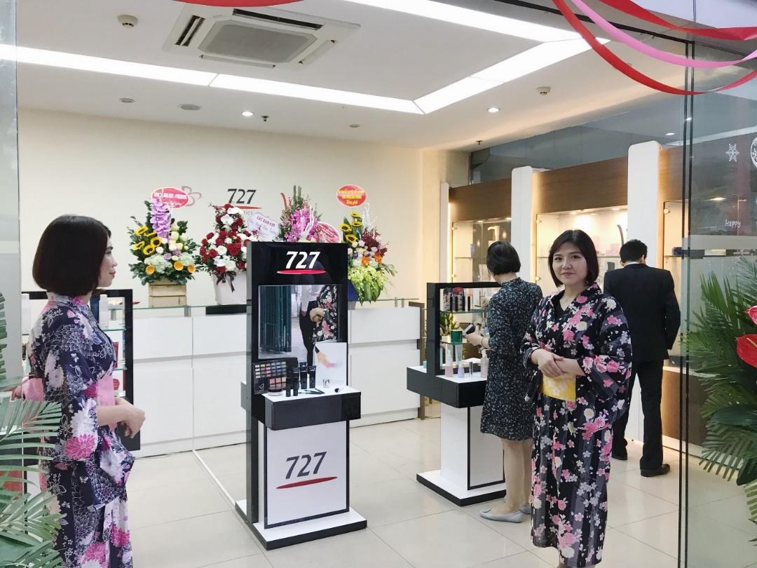 Thương hiệu mỹ phẩm 727 Việt Nam từng bước khẳng định vị thế trong lĩnh vực chăm sóc da - Ảnh 7.