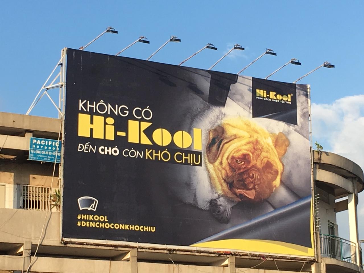 """Chiến dịch quảng bá """"chất như nước cất"""" của Hi-kool - Ảnh 1."""