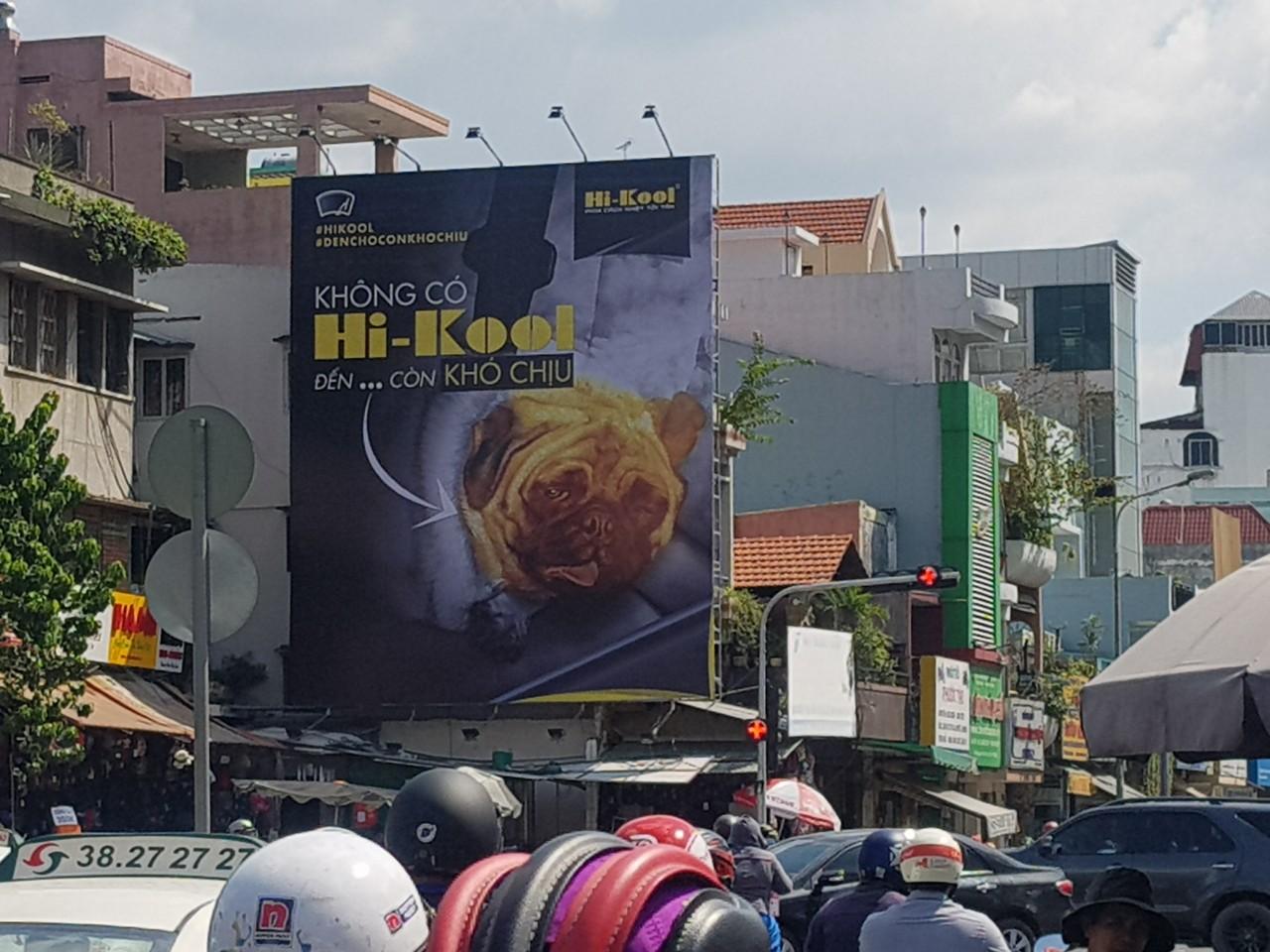 """Chiến dịch quảng bá """"chất như nước cất"""" của Hi-kool - Ảnh 2."""