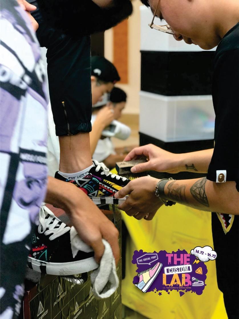 The Custom Lab – Sự kiện về Sneaker Customize trở lại với các Sneakerhead Sài Gòn - Ảnh 6.