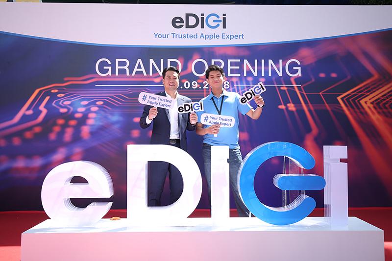 Cùng Phillip Nguyễn và chuyên gia Apple khám phá một ngày của doanh nhân tại eDiGi - Ảnh 3.