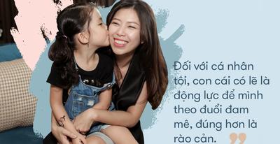 """Tô Hồng Vân, """"Vịt Mẹ"""" của 3 cô con gái: """"Các con là động lực để tôi thực hiện đam mê của chính mình"""""""