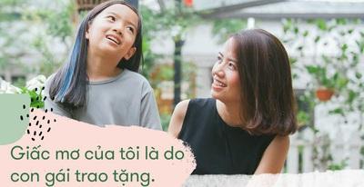 """Phượng Liti Florist: """"Người ta nói cha mẹ trao ước mơ cho con, nhưng giấc mơ của tôi do con gái ban tặng"""""""