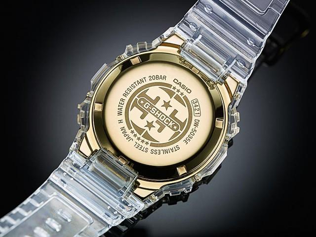 Mở bán đồng hồ G-Shock Limited Glacier Gold tại Việt Nam - Ảnh 4.