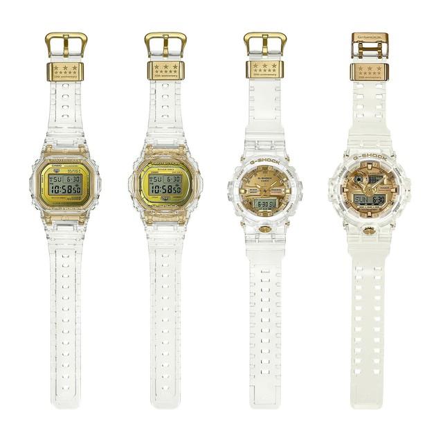 Mở bán đồng hồ G-Shock Limited Glacier Gold tại Việt Nam - Ảnh 6.