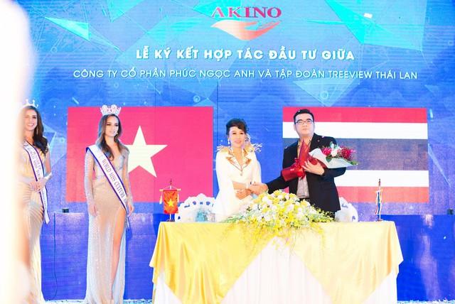 Doanh nhân Đỗ Lan khẳng định thương hiệu, tự tin về chất lượng của AKINO - ảnh 2