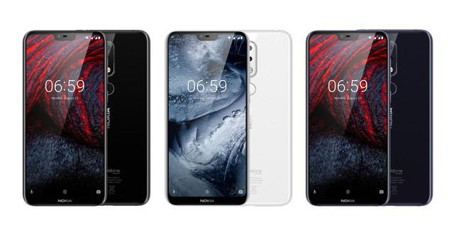 100% cơ hội trúng thưởng khi mua Nokia 6.1 Plus vào dịp cuối tuần - Ảnh 2.