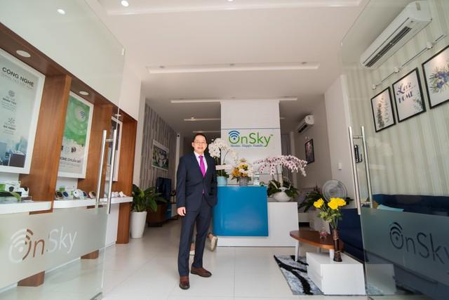 Khai trương showroom chính thức sản phẩm và giải pháp smart home OnSky tại Việt Nam - Ảnh 2.