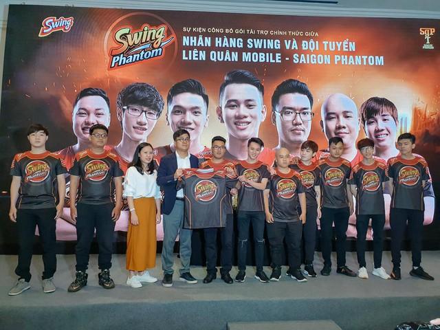 Saigon Phantom - Nhà vô địch Đấu Trường Danh Vọng mùa xuân 2018 chính thức đổi tên mới Swing Phantom - ảnh 5