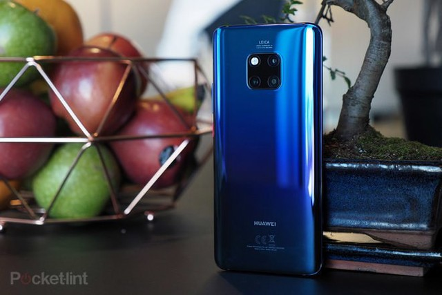 So với iPhone XS Max, Huawei Mate 20 Pro có những điểm gì để cạnh tranh? - Ảnh 2.