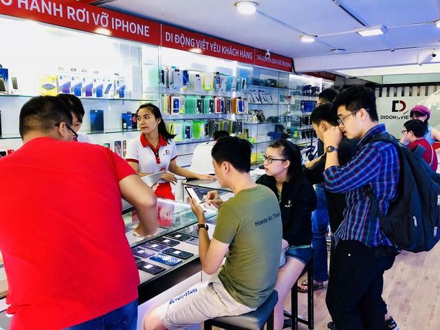 iPhone 7 Plus, X, Xs Max và Galaxy Note 8 đang được ưa chuộng nhất tại Di Động Việt - Ảnh 6.