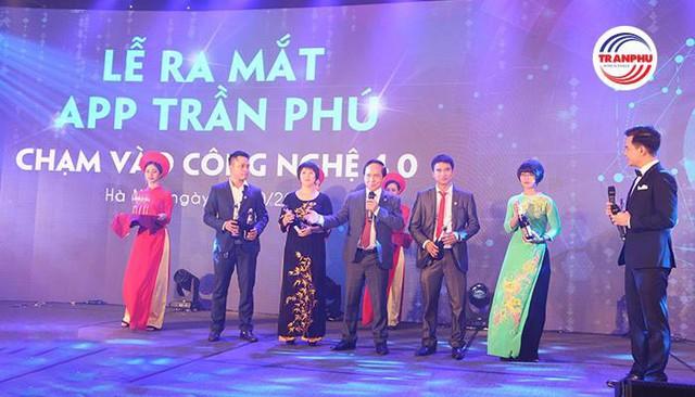 Lễ ra mắt app App Trần Phú – Chạm vào công nghệ 4.0 - Ảnh 1.