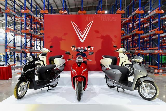 """Khám phá """"giới hạn"""" xe máy điện VinFast Klara - Ảnh 1."""