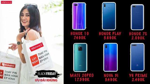 """Đừng bỏ qua """"Black Friday – Săn Deal hai tay"""" từ 23 – 25/11 tại CellphoneS! - Ảnh 3."""