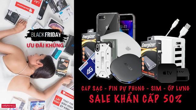 """Đừng bỏ qua """"Black Friday – Săn Deal hai tay"""" từ 23 – 25/11 tại CellphoneS! - Ảnh 5."""