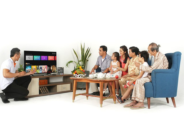 3 bí quyết giúp truyền hình internet Clip TV chinh phục khách hàng
