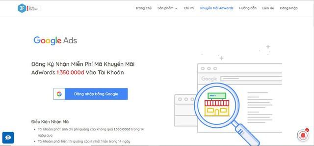 4 cách săn khuyến mãi từ Google Ads để tiết kiệm chi phí quảng cáo - Ảnh 1.