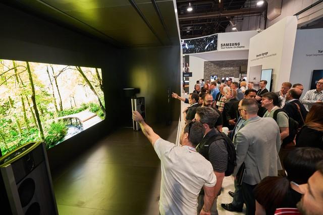 Samsung tiếp tục mang trải nghiệm hình ảnh tối tân với chuỗi sản phẩm LED chuyên dụng dành cho thương mại - Ảnh 1.