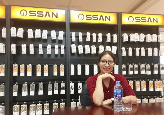 Nữ doanh nhân 9x ra mắt thương hiệu phụ kiện smartphone Việt Ossan sử dụng công nghệ Nhật - Ảnh 2.