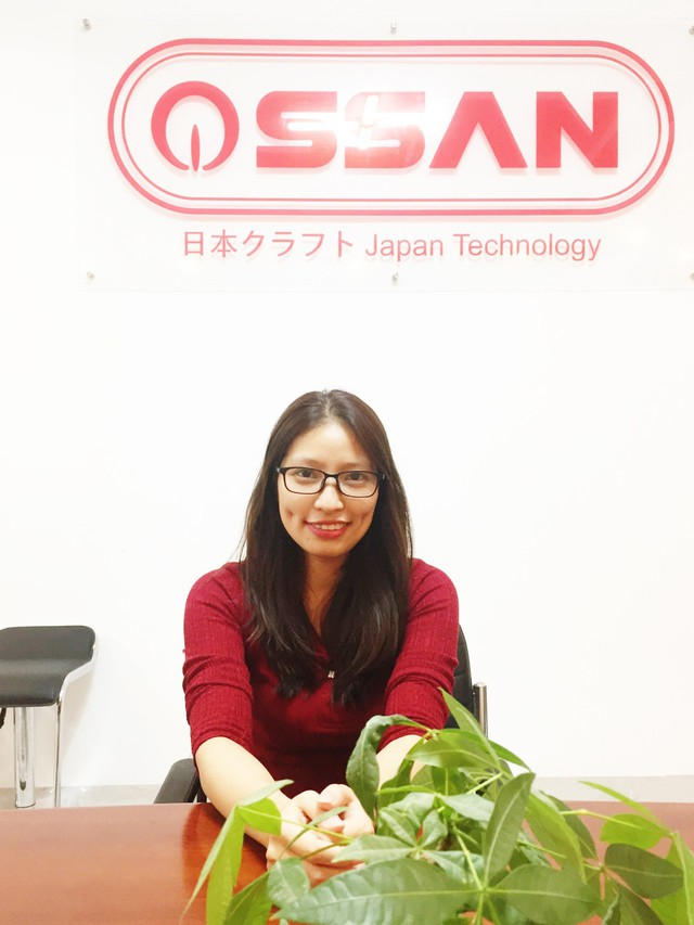 Nữ doanh nhân 9x ra mắt thương hiệu phụ kiện smartphone Việt Ossan sử dụng công nghệ Nhật - Ảnh 3.