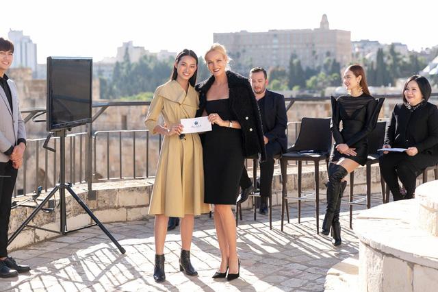 Lộ diện top 3 Final Walk sau những trải nghiệm tuyệt vời tại đất nước Israel xinh đẹp - Ảnh 4.