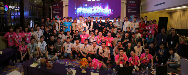 Hackathon State of Chain mang tới những ý tưởng đột phá trên công nghệ Blockchain - Ảnh 1.
