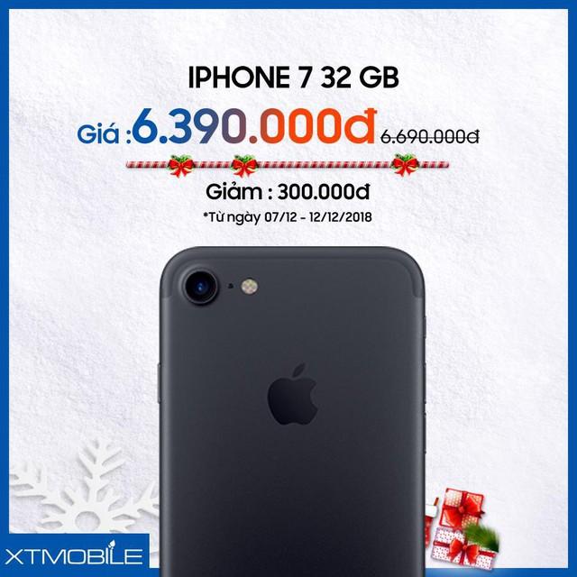 Galaxy Note 8, iPhone 7 Plus giảm sâu còn từ 7,99 triệu tại XTmobile - Ảnh 4.