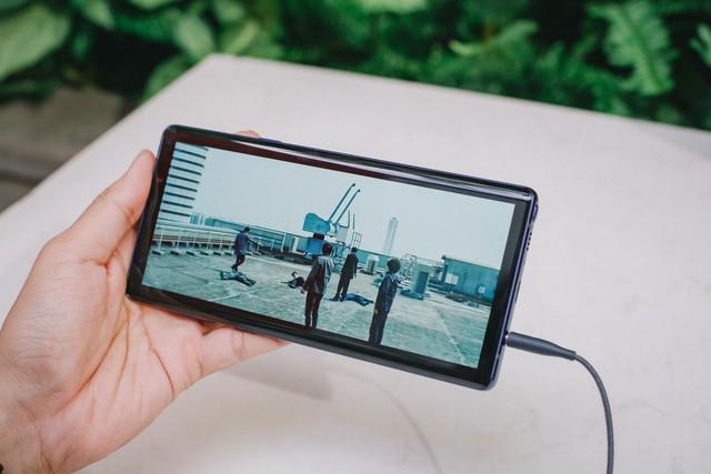 Cần gì đi đâu xa khi Galaxy Note9 sẽ là nhà hát của những giấc mơ trong túi bạn? - Ảnh 2.