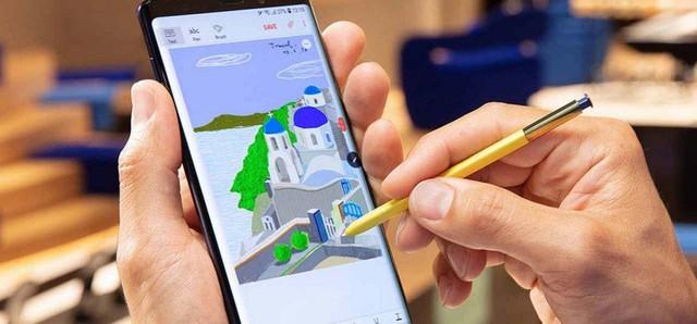 Galaxy Note9 biến bạn trở thành người chuyên nghiệp trong công việc như thế nào? - Ảnh 1.