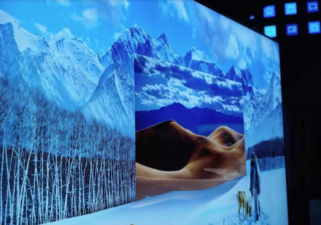 Chiêm ngưỡng tận mắt TV 8K 98 inch của Samsung: cực hạn hiển thị - Ảnh 3.